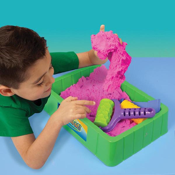 Sands Alive! Coloured Sands Starter Set Pink   The Design Gift Shop