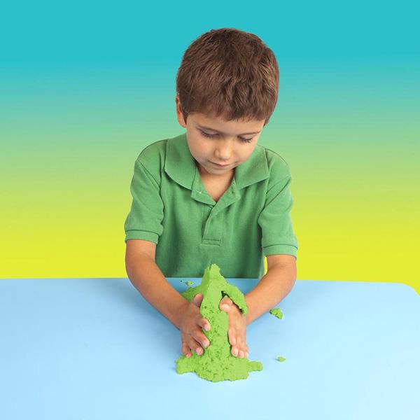 Sands Alive! Coloured Sands Starter Set Green | The Design Gift Shop