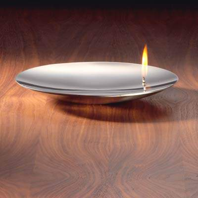 Luxury gifts - MONO Concave 13 Oil Lamp | The Design Gift Shop