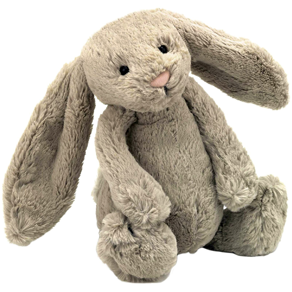 Bashful Bunny beige medium | The Design Gift Shop