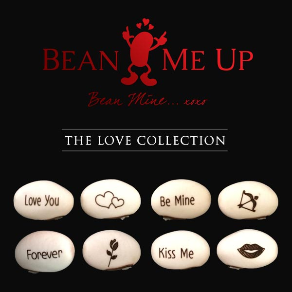 Magic Love Beans by Bean Me Up | The Design Gift Shop