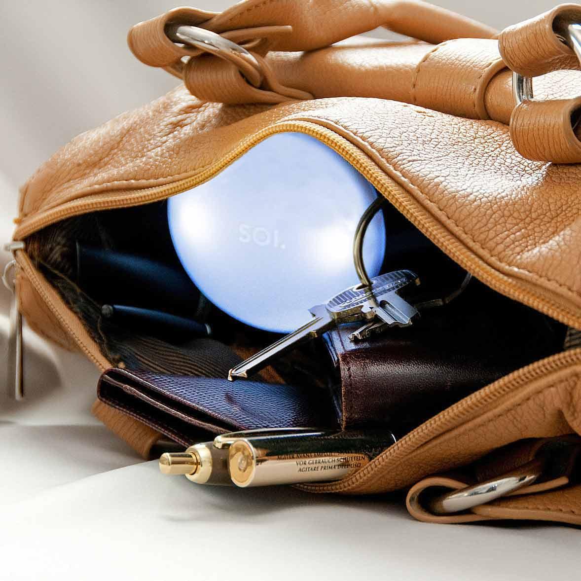 Automatic handbag light SOI | The Design Gift Shop