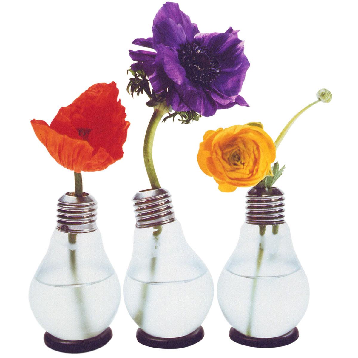 Lightbulb Vase Bluehbirne | The Design Gift Shop