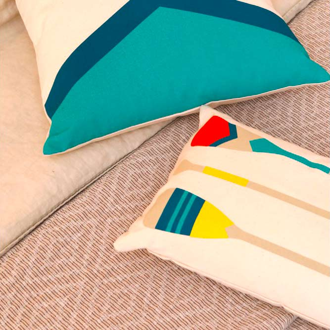 Cushion Covers by Jean-Vier | The Design Gift Shop
