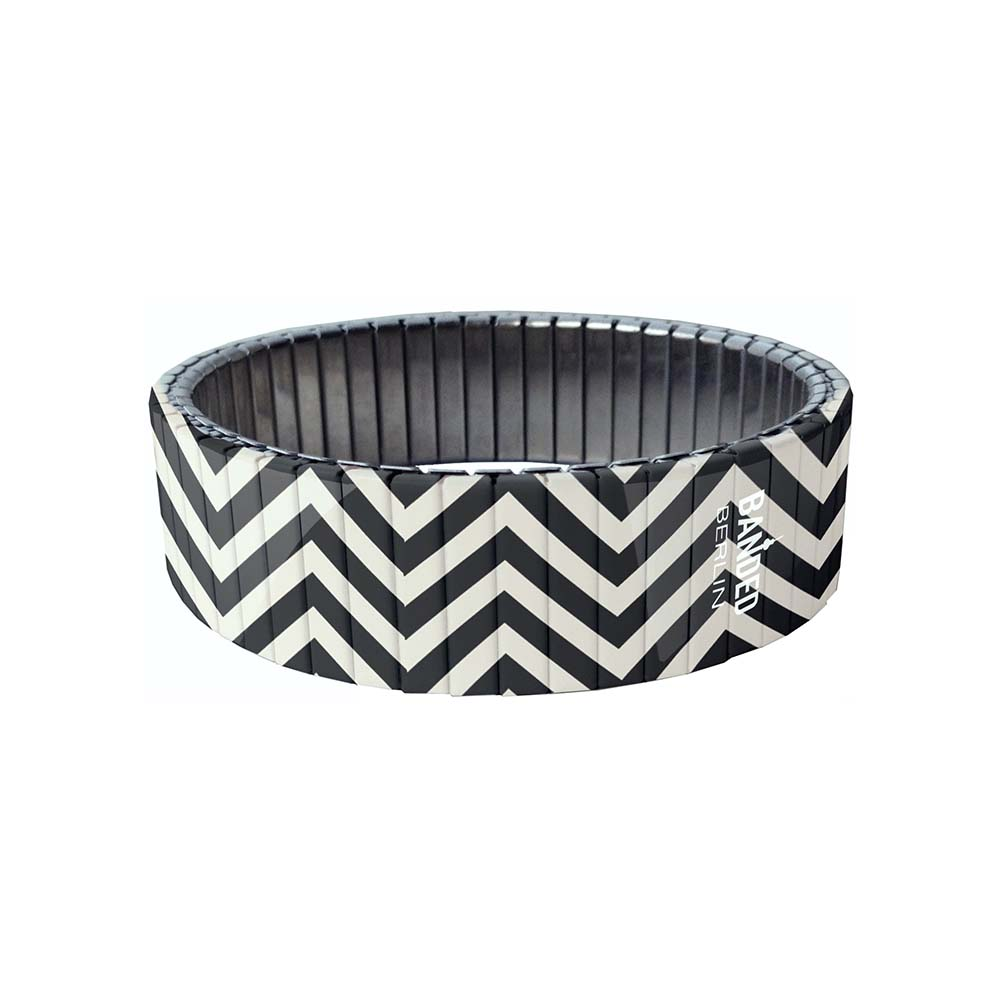 Zig-Zag Bracelet by Banded - Berlin | The Design Gift Shop