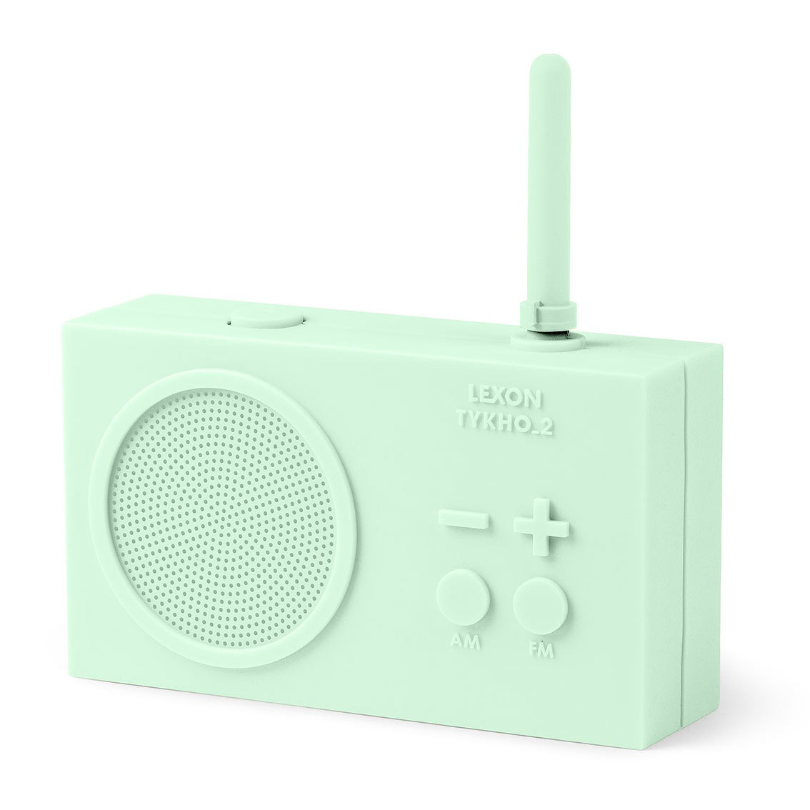LEXON TYKHO 2 FM/AM RADIO LA100VC8 - MINT