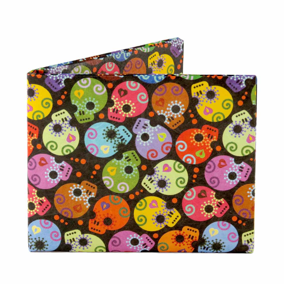 Mighty Wallet Five Orange Pips   The Design Gift Shop