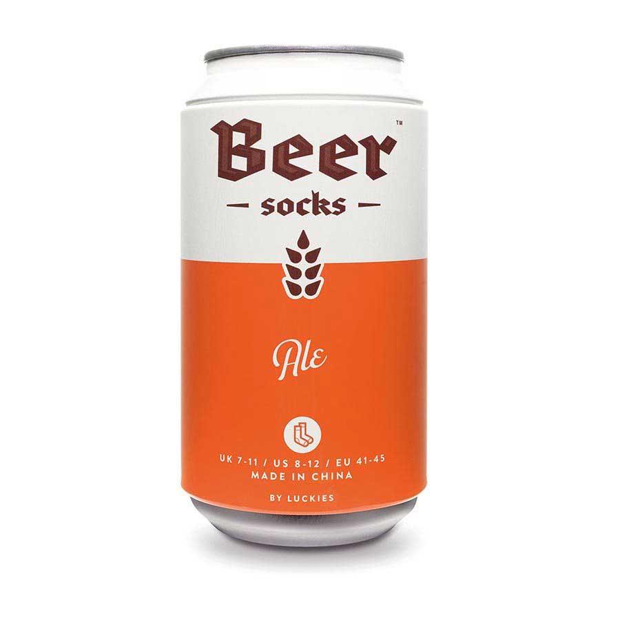 Luckies Men's Beer Socks 'Ale' | The Design Gift Shop