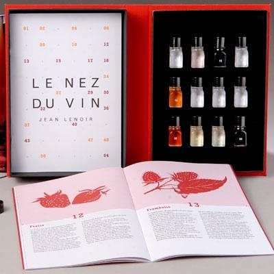 Le Nez Du Vin - Red Wine - 12 Wine Aroma Set