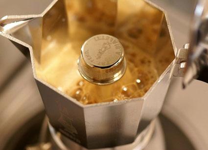 BIALETTI Brikka  Elite, 2 Cup Espresso Maker