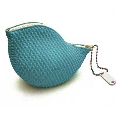Cool Design Gift Teal Make-up Bag
