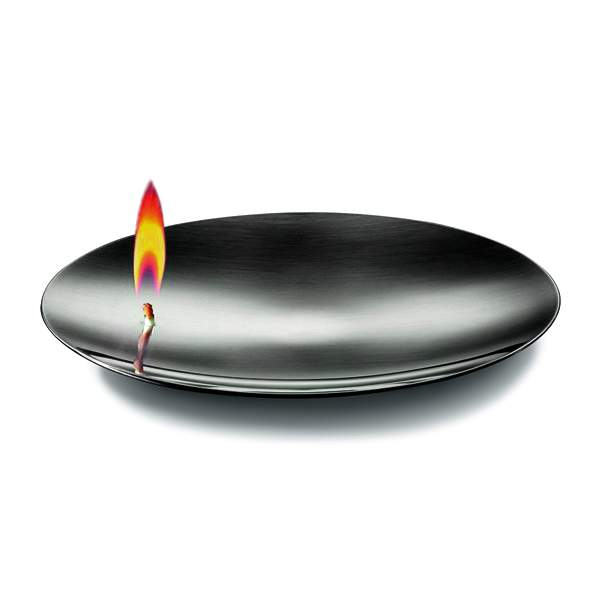 Luxury gifts - MONO Concave 20 Oil Lamp
