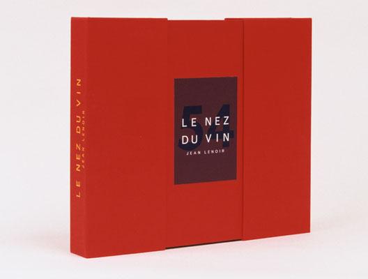 Le Nez Du Vin 54 aromas master kit