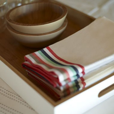 SunnyLIFE NAPKIN (bowl and serving tray are not included in offer)