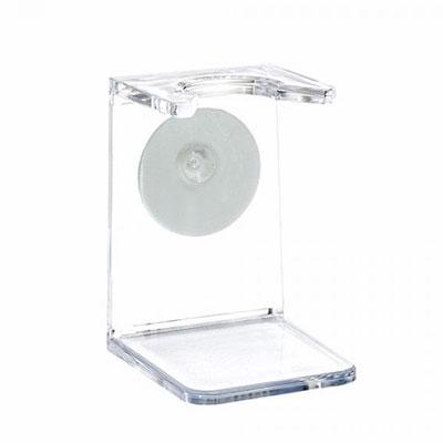 Muhle Shaving RH5 transparent shaving brush holder