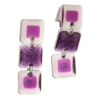 SKALLI PARIS - Earrings colour LULLUBY
