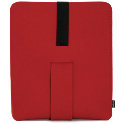 dekoop Babuschka - Red Felt iPad Case /Cover / Sleeve