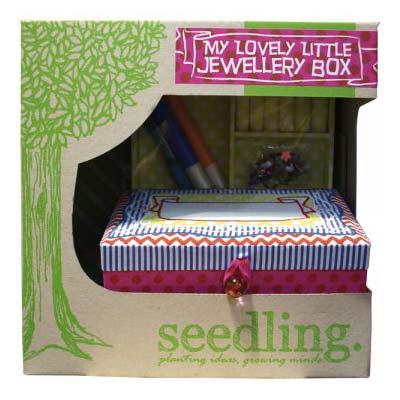 Seedling NZ - 'My Lovely Little Jewellery Box'