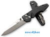 """BENCHMADE 470-1 EMISSARY AXIS ASSISTED OPENER. 3.0"""" PLAIN EDGE CPM-S30V BLADE. CUTLERY SHOPPE"""