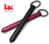 Benchmade H&K 6000001-PNK Pink Anodized Aluminum Kubaton w/Key Ring - Carbide Glass Breaker Tip - DISCONTINUED ONLY 2 LEFT