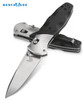 Benchmade 581 Barrage - AXIS Assisted Opener - M390 Super Steel Satin Finish Blade - Plain Edge