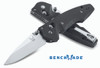 """BENCHMADE 477 EMISSARY 3.5 AXIS ASSISTED OPENER. 3.45"""" PLAIN EDGE CPM-S30V BLADE. CUTLERY SHOPPE"""