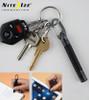 Nite Ize Inka Mobile Pen + Stylus  - Blue Ink Pen - Touchscreen Stylus - Smoke