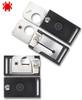 "Spyderco C193PBK Squarehead Folder - 1.30"" CTS-BD1 Plain Edge Blade  C193PBK  Cutlery Shoppe"