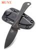 "Benchmade HUNT 15200DLC Altitude Fixed Blade - 3.08"" CPM-S90V Drop Point Blade - Carbon Fiber/G-10 Micro Scales - Boltaron Sheath - CUTLERY SHOPPE"