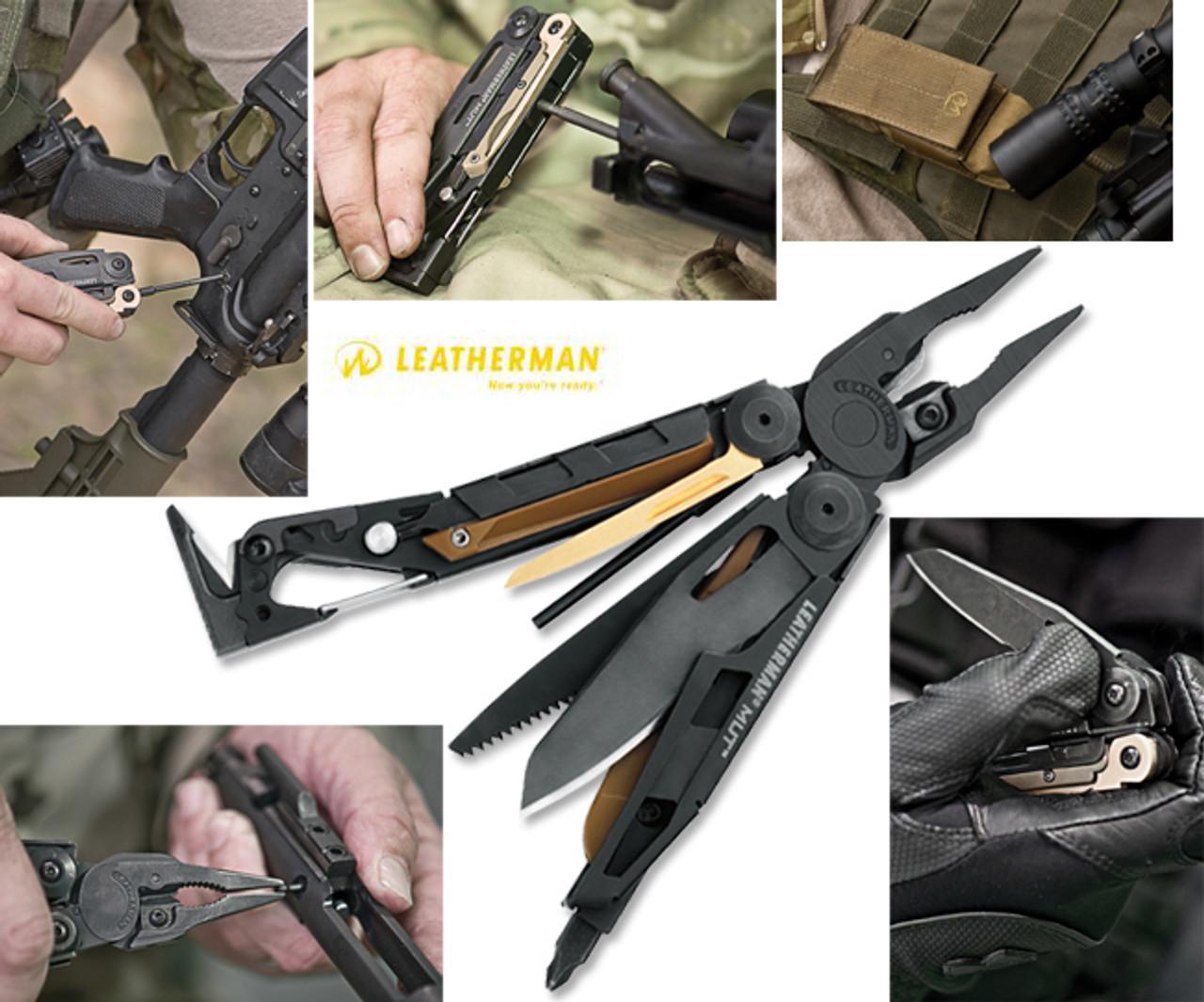 Leatherman 850022 Mut Military Utility Tool Multi Tool