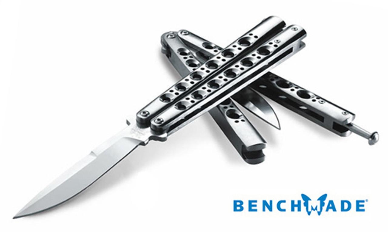 legendarny nóż marki benchmade, mofel 42