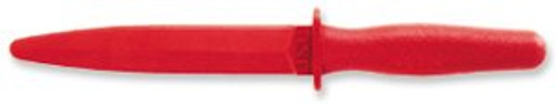 ASP #57451 - Applegate/Fairbairn Pattern Red Training Knife - CUTLERY SHOPPE