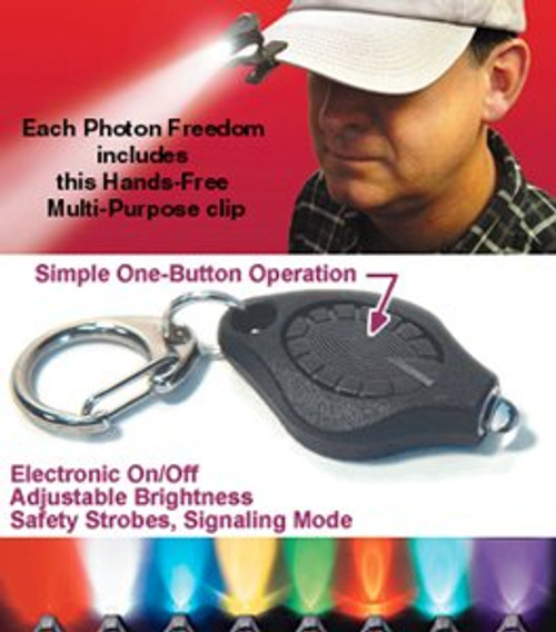 Photon FREEDOM - Purple L.E.D. - DISCONTINUED ONLY 5 LEFT