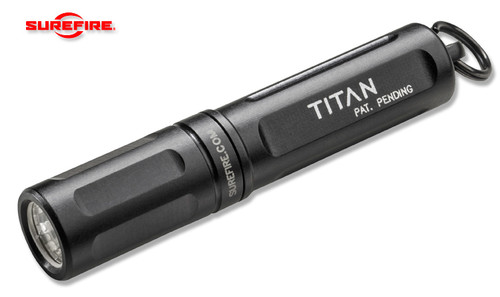 SureFire TITAN-A Titan® LED Flashlight - 1 AAA Battery - Dual Output 15/125 Lumens