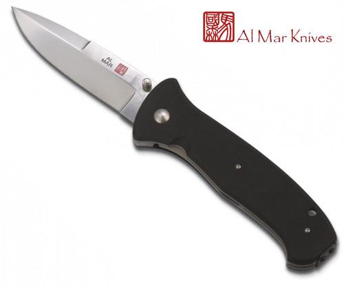 Al Mar S2k S E R E 2000 3 60 Quot Satin Finish Vg 10 Blade