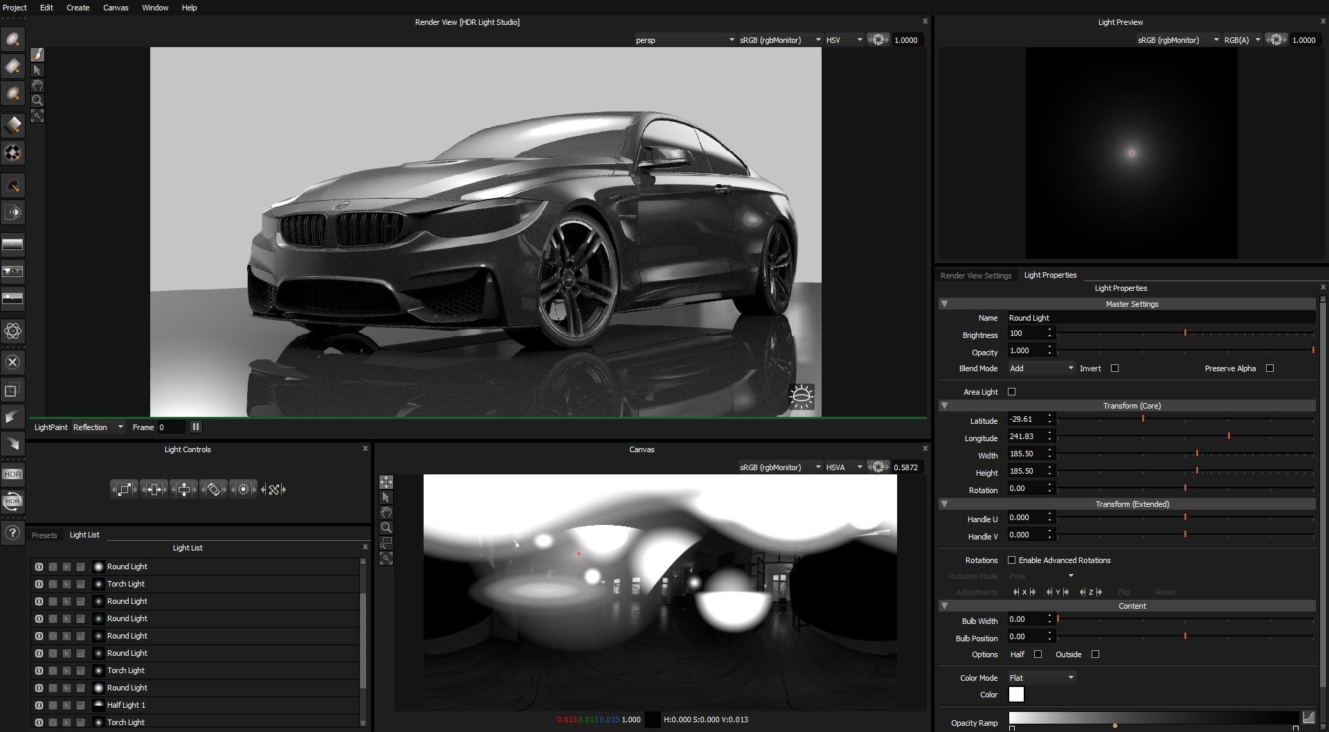 Lightmap HDR Light Studio - Standalone (node-locked, permanent license) - additional image 2