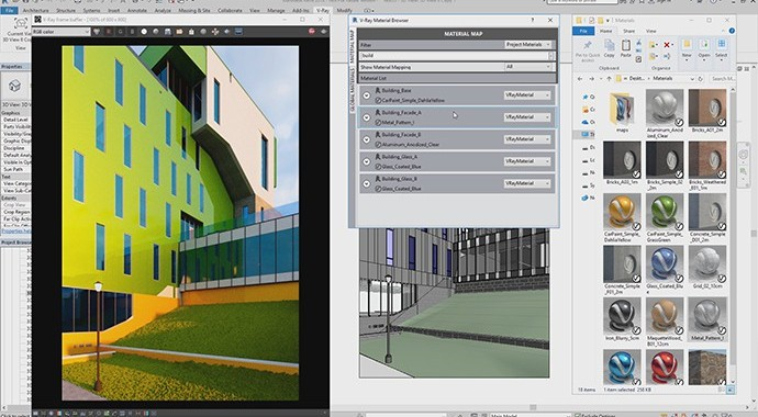 Chaos Group V-Ray 3.x for Revit Workstation License - additional image 2