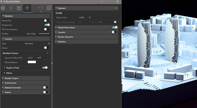 Chaos Group V-Ray 3.x for Rhino Workstation License - additional image 2