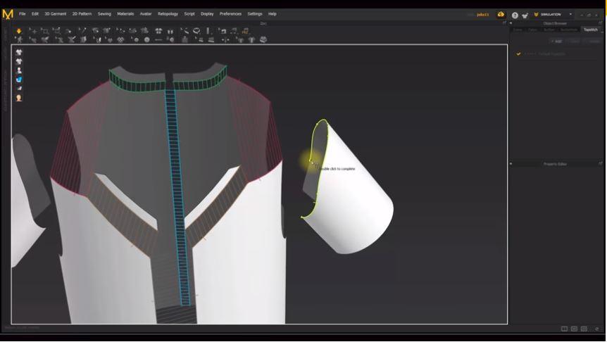 Marvelous Designer 8 Enterprise Upgrade (from MD6/MD5, standalone) - additional image 2