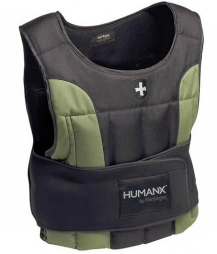 Huiman X 20lb Weight Vest by Harbrnger