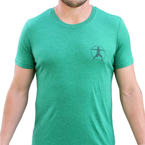 Unbeatable Mind Men's 5 Mountain Shirt