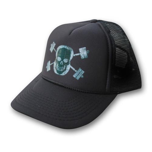 KB Skull Trucker Hat