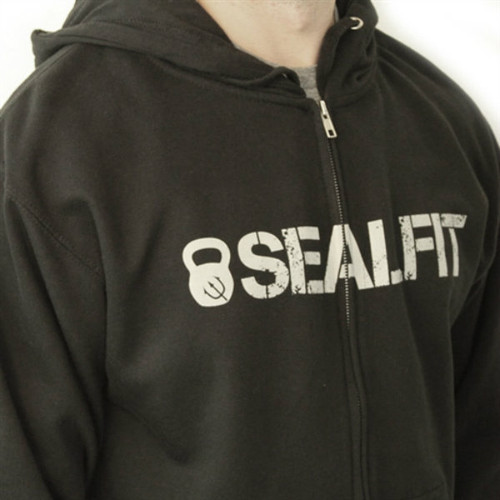SEALFIT One Color Logo Hoodie
