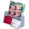 8.5X11 Brochure Holder with BC Pocket