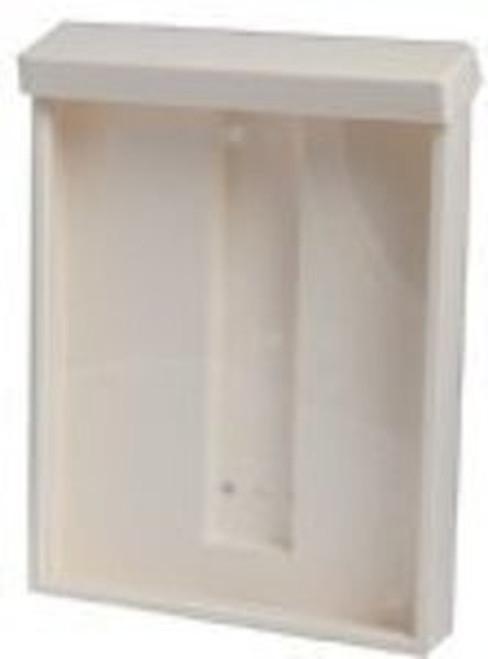 9x12 Plastic Outdoor Information Box