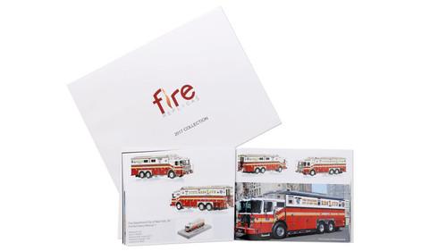Fire Replicas 2017 Collection Book