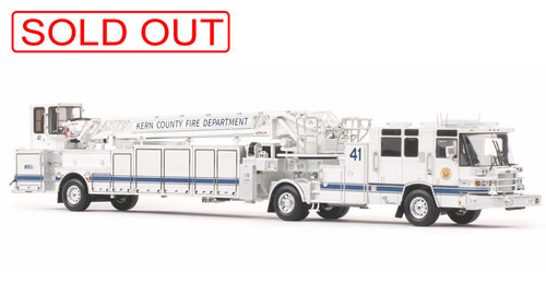 Kern County Fire Department Truck 41