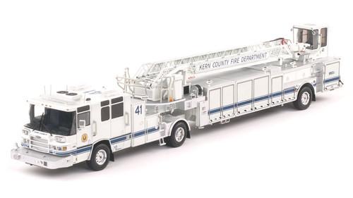 fire replicas kern county fire department truck 41 scale model