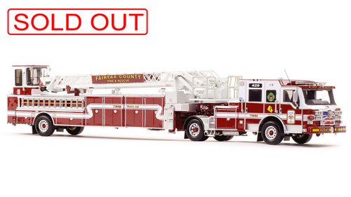 Fairfax County Fire and Rescue Department Tysons Truck 429