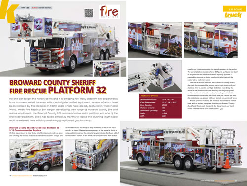 Broward County 9/11 Tribute Platform 32 review